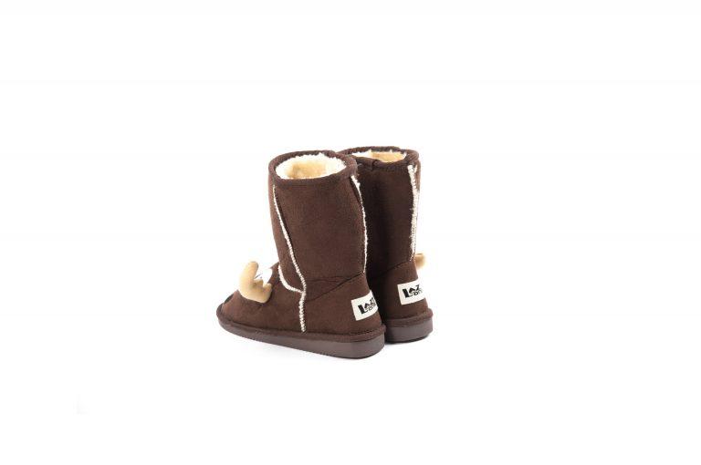 Lazy One Toasty Toez Moose Slipper Boots