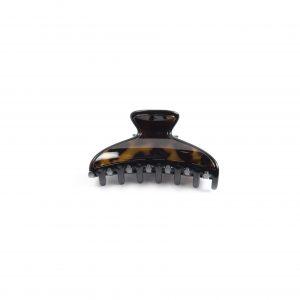 French Atelier Resin Fashion Hair Clip-Print