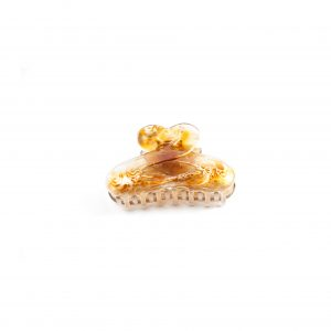 French Atelier Resin Fashion Hair Clip-Cougar