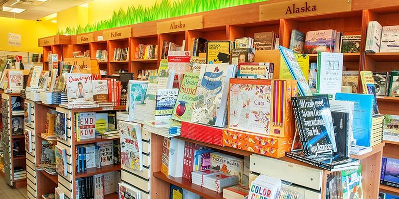 Mosquito Books | loveditinalaska.com