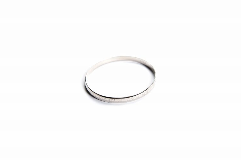 Samantha Faye Anchorage Coordinates SS Bangle
