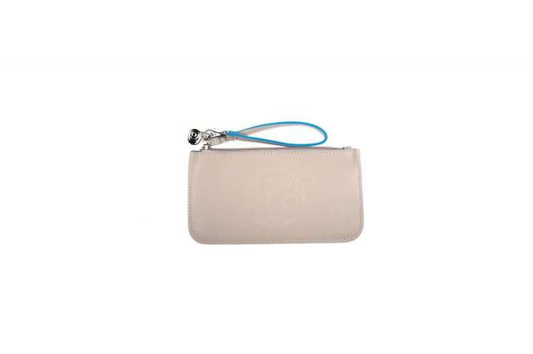 Native Northwest Moonlight Wristlet-Gray