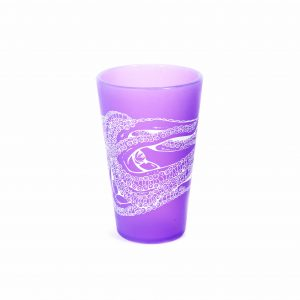 Octopus Ink Tumbler-Purple