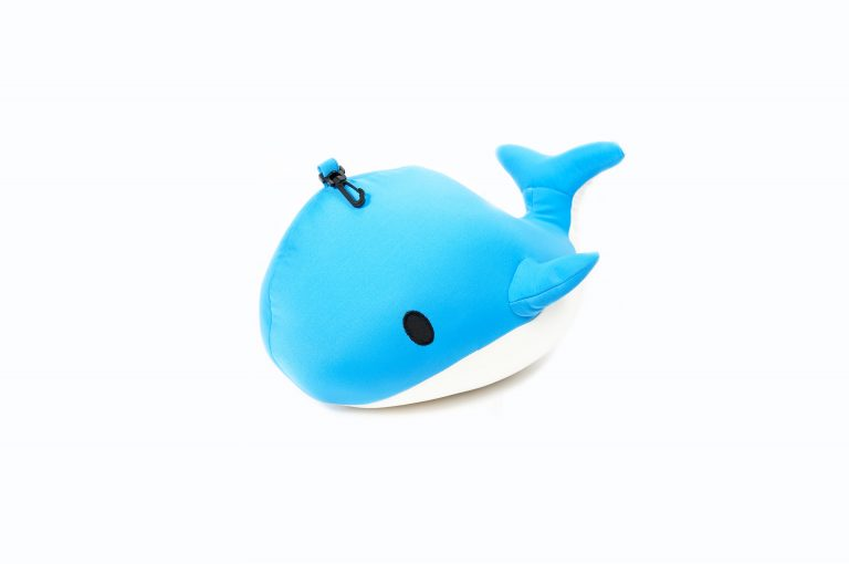 Kickerland Zip Flip Whale Head Rest