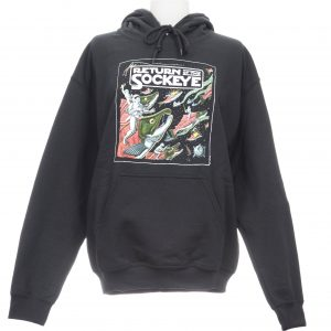 Return of the Sockeye Hoodie Sweatshirt