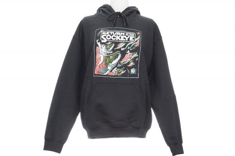 Return of the Sockeye Hoodie Sweatshirt